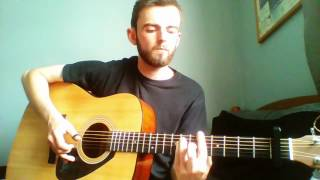 The House of the Rising Sun   Doc Watson Style Cover