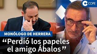 """Herrera, sobre """"la cornada hasta la femoral"""" de Ábalos"""