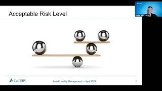 Asset Liability Management Webinar   April 27, 2021