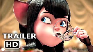 HOTEL TRANSYLVANIA 4 Transformania Trailer (2021) Película Selena Gomez