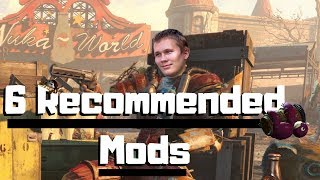 Fallout 4 Mods | 6 Recommended Mods To Make It Better