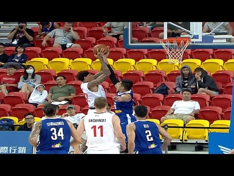 HIGHLIGHTS: Gilas Pilipinas vs. Canada 3D Global Sports (VIDEO) Jones Cup 2017