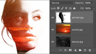 How to Open Images as Layers in Photoshop