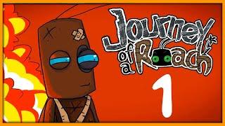 Прохождение Journey of a Roach -1- Мир после людей