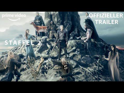 Vikings Staffel 2 | Offizieller Trailer | PRIME Video