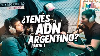 Picture of a podcast: Argentina