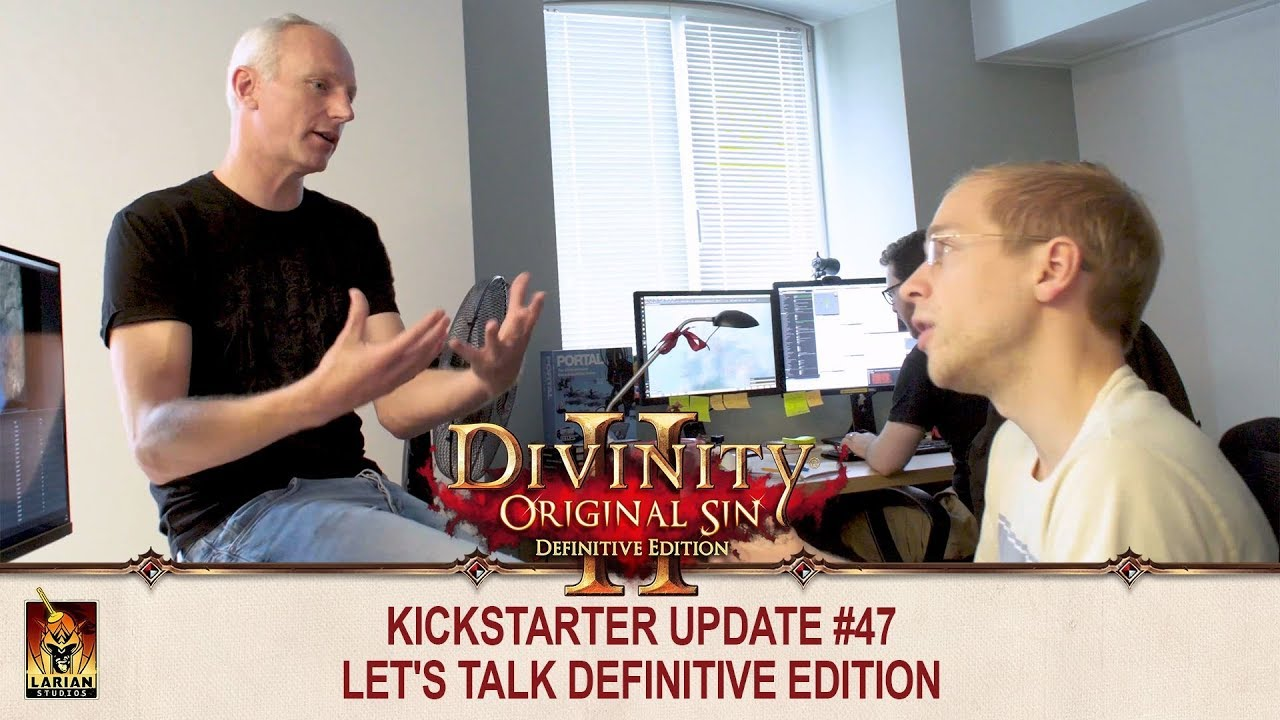 Update #47: Let's Talk the Definitive Edition