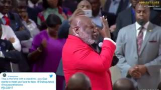 td jakes in nigeria house on the rock - TH-Clip