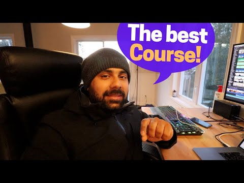 Best Video Editing Course.. Software and Music Library!