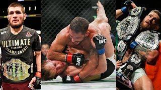Khabib destruirá a Conor McGregor en su pelea, Chad Mendes quiere ir a Top 3 | UFC en español