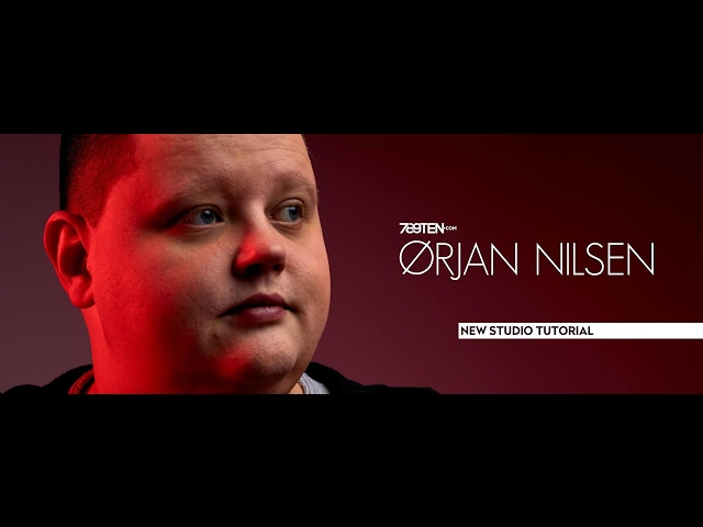 Orjan Nilsen Studio Session
