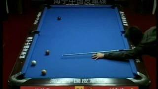 preview picture of video 'Liu Haitao Perfect Match in World Open (Rack 09-11)'