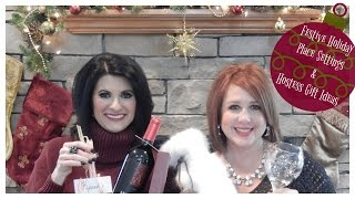Holiday Entertaining & Hostess Gift Ideas | The2Orchids