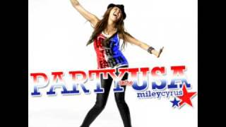 Party In The USA - Miley Cyrus (Slowed)