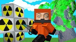 ДОБЫВАЕМ РУДУ В МАЙНКРАФТ ЛАБОРАТОРИЯ И УЧЁНЫЕ ДЕЛАЕМ ЭКСПЕРИМЕНТЫ СПАСАЕМ ЖИТЕЛЕЙ Minecraft