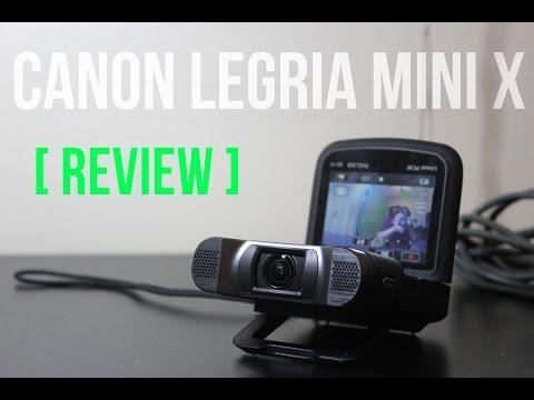 Canon Legria Mini X [Full Review]
