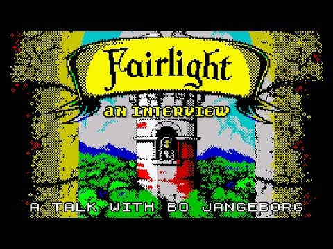 Fairlight an Interview - A talk with Bo Jangeborg - ZX Spectrum