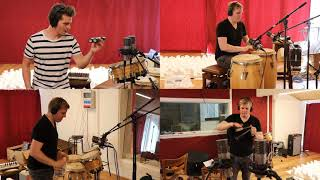 Video: Drum Recording Sessions