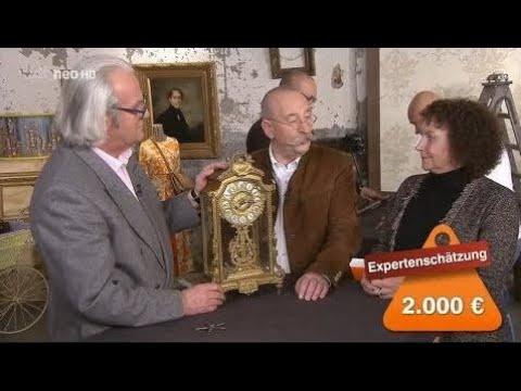 Bares für Rares: 10.000€ PREISVORSTELLUNG für ihre TOLLE Kaminuhr