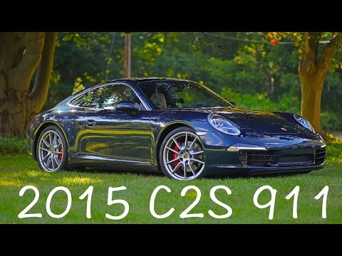 2015 Porsche 991 911 Carrera S detailed review