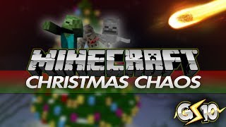 Minecraft Christmas Chaos Mini-Game W/ Graser & Friends!