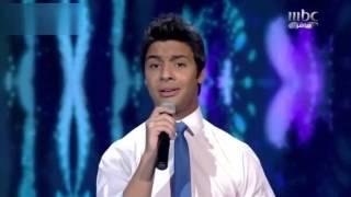 أحمد جمال أسألوا كتاب التاريخ مين هي مصر Arab Idol