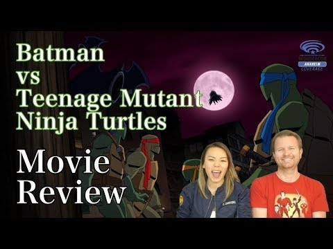 , title : 'Batman vs Teenage Mutant Ninja Turtles |  Movie Review (Wonder Con 2019)'