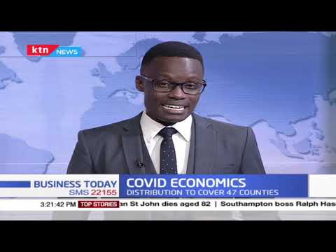 What is the economic impact of Kenya having the Covid-19 vaccine?