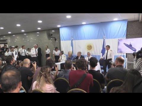 Familias de las víctimas del submarino exigen la verdad