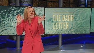 Collusion Conclusion   March 27, 2019 Act 1   Full Frontal on TBS