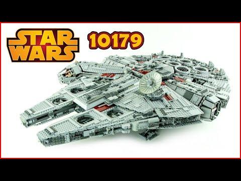 Vidéo LEGO Star Wars 10179 : Ultimate Collector's Millennium Falcon