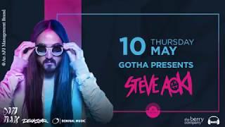 Gotha Presents Steve Aoki