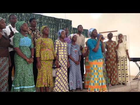 Christain be watchfull-Deeper Life Campus Fellowship Choir UCC Ghana