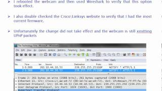 Checking Upnp Configuration with Wireshark