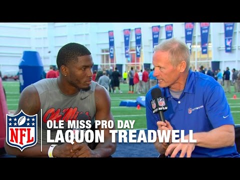 Laquon Treadwell: 'When I get in the game, it's a different field' | Path To The Draft | NFL