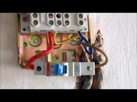 Video Installation And Activation Prepaid Kwh Meter