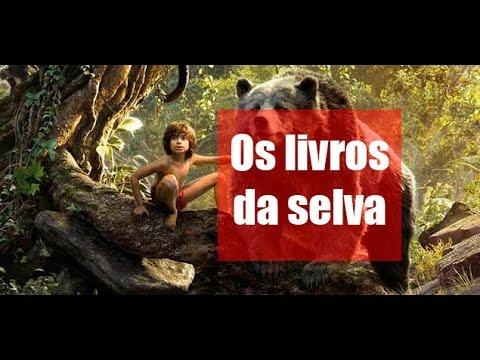 Os livros da selva - Mowgli o menino lobo - Resenha