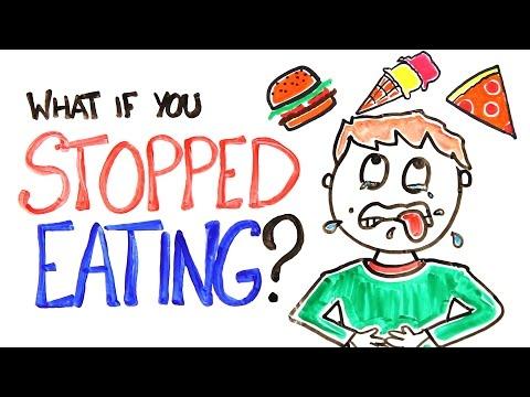 Co kdybyste přestali jíst?