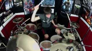 Demons - Imagine Dragons - Drum Cover