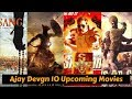 12 Upcoming Movies of Ajay Devgan List 2018, 2019 and 2020 with Cast, Story and Release Date