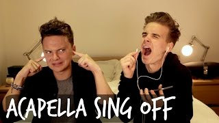 ACAPELLA SING OFF WITH CONOR MAYNARD - Video Youtube