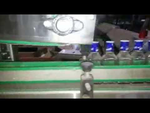 Cap Sealing Machine