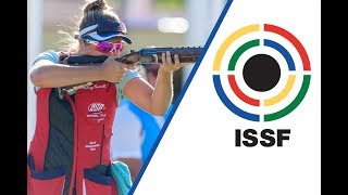 Interview with Ashley CARROLL (USA) – 2018 ISSF World Cup in Guadalajara (MEX)