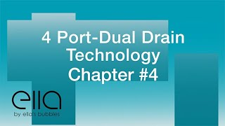 Four Port – 2″ Dual Drain Technology