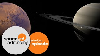 A Traveler's Guide to the Planets:  The secrets about Saturn and Mars   special Episode