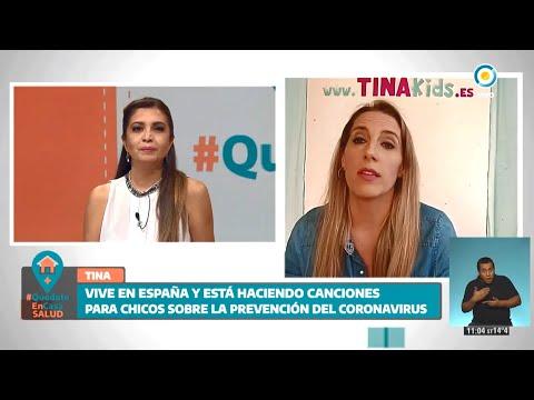 Prensa #QuedateEnCasaSalud