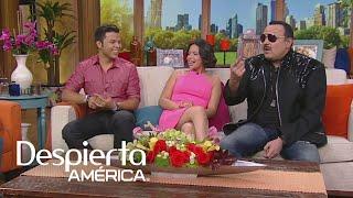 Pepe Aguilar es un papá celoso y su hija lo confiesa
