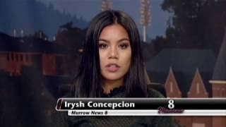 Irysh Concepcion - MMJ Anchor/Reporter Reel