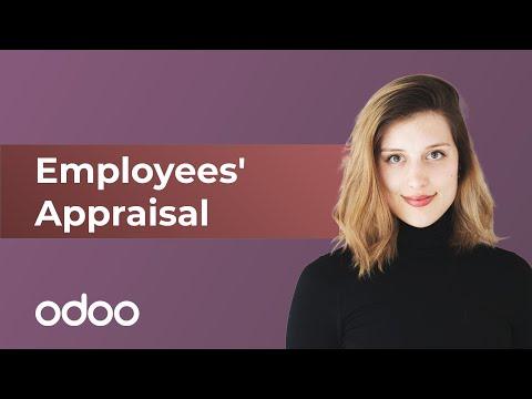 Employees' Appraisal | odoo Appraisal