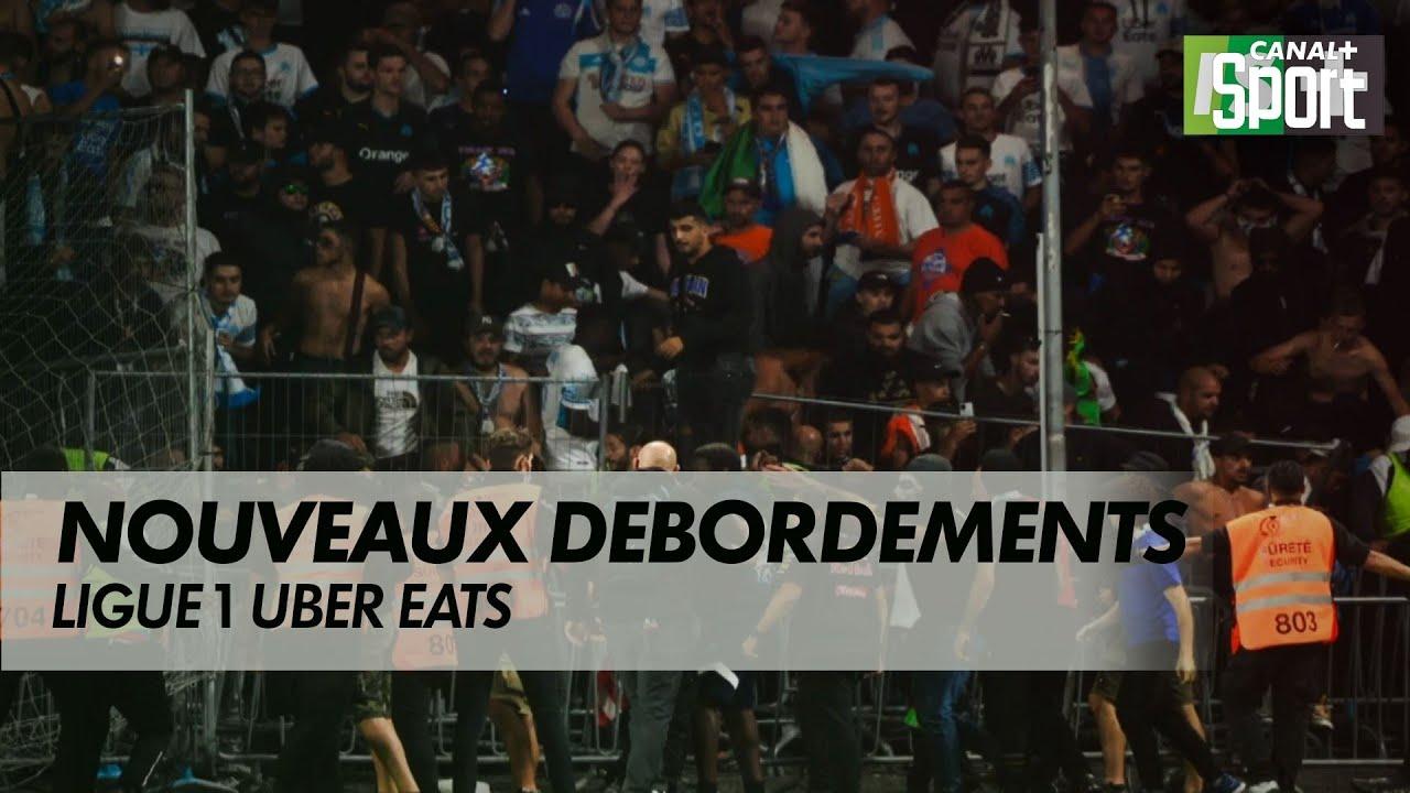 De nouveaux débordements en Ligue 1